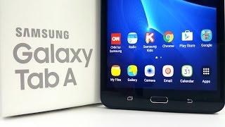 Samsung Galaxy Tab A 7.0 (2016) Unboxing!