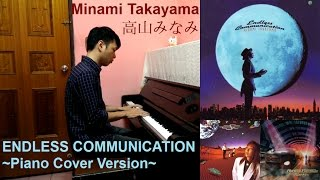 ENDLESS COMMUNICATION / Minami Takayama From Solo Album 「Endless C...