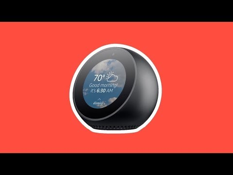 amazon echo dot unboxing einrichten und erster eindruck. Black Bedroom Furniture Sets. Home Design Ideas