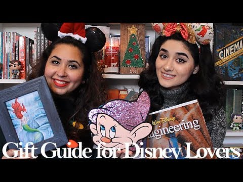 🎄Gift Guide for Disney Lovers🎄