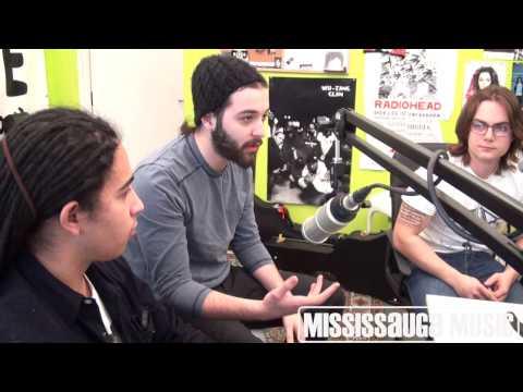 Mississauga Music Radio w/ Drop Top Alibi & Jesse Alarcon - EPISODE 39
