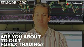 What's the secret to trading Forex? with FX Coach Andrew Mitchem