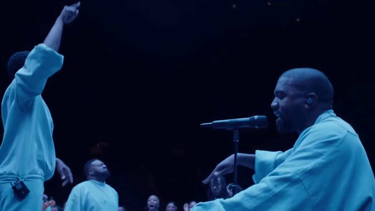 KANYE WEST GOD IS EXTENDED LIVE AT THE FORUM SUNDAY SERVICE 11/3/2019