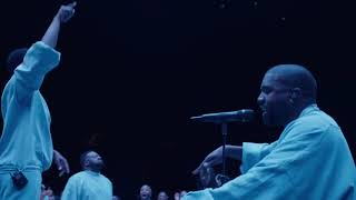 KANYE WEST GOD IŠ EXTENDED LIVE AT THE FORUM SUNDAY SERVICE 11/3/2019