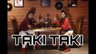 Taki Taki Dance cover ft. Roshni Nair | DJ snake,Selena Gomez, Ozuna, Cardi B | Dance choreography