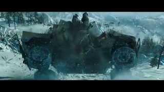 Черепашки-ниндзя 2014 дублированный трейлер на русском HD