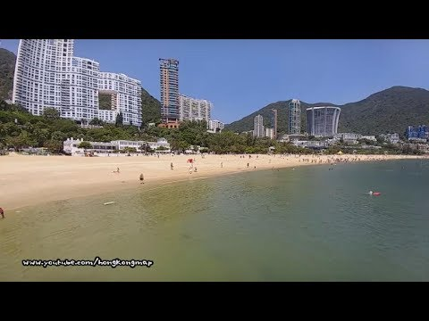 【Hong Kong Walk Tour】Admiralty MTR → Ocean Park MTR → Deep Water Bay → Repulse Bay @ Summer Sunday