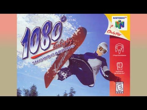 1080° Snowboarding  Golden Forest
