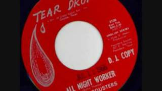 Los Stardusters - all night worker [tear drop records]