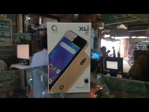 Q mobile with tv function
