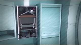 Газовый настенный котел Bosch  серии Gaz 6000 W(, 2014-03-31T14:23:09.000Z)