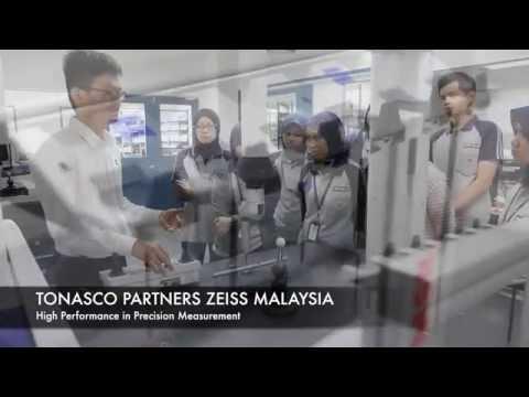Tonasco Partners Zeiss Malaysia