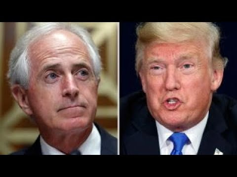 Bob Corker doesn't rule out challenging Trump in 2020