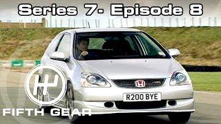 Fifth Gear Series 7 Episode 8 смотреть
