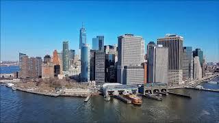 New York City Rundflug