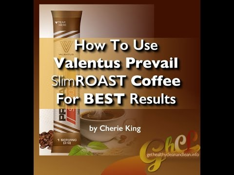 How To Use Valentus Slim Roast Coffee For Best Results Youtube