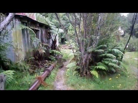 shantytown West Coast new zealand
