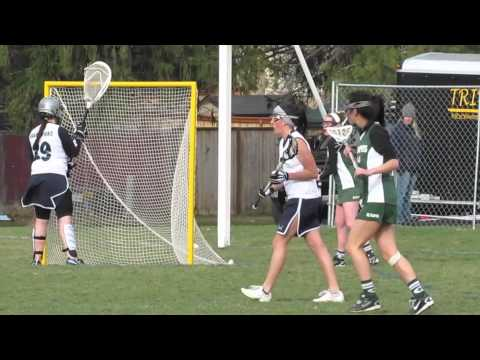 Lilly Sybrant #6 Lacrosse