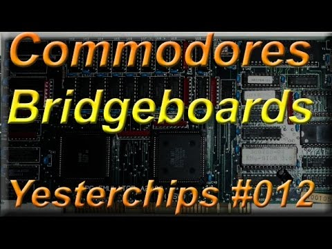 MIGs Yesterchips - Folge #012 Commodores Bridgeboards