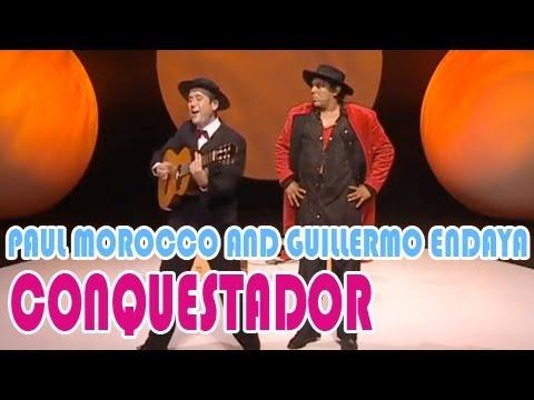 Paul MOROCCO et Guillermo de ENDAYA, Conquestador Cajones