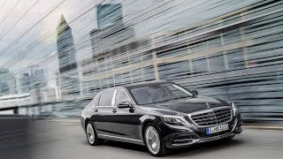 Mercedes-Maybach S-Klasse(, 2014-11-19T15:17:50.000Z)