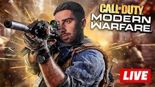 Call Of Duty MODERN WARFARE LIVE Gameplay w/ Josh #CoDPartner