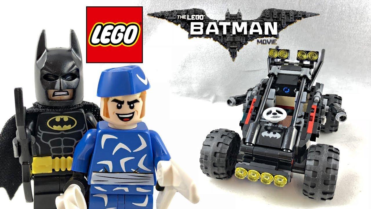 Lego Batman Movie The Bat Dune Buggy Review 2018 Set