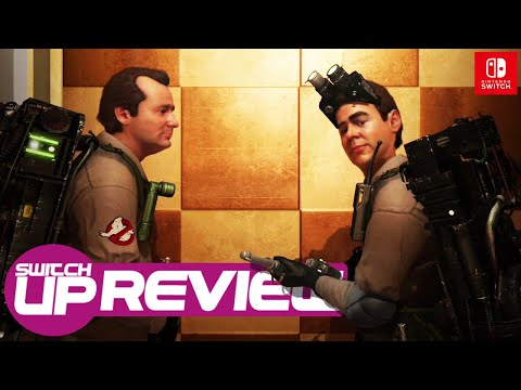 Ghostbusters: The Video Game Remastered Switch Review - DOES BUSTING MAKE YOU FEEL GOOD?