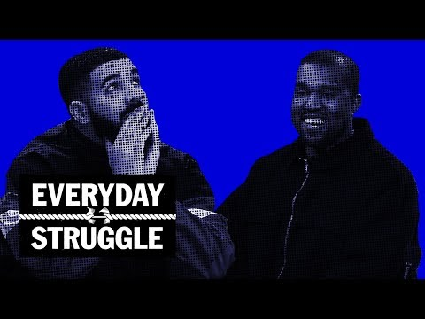 Drake Defends Blackface Photo, Kanye More Rapper or Producer? | Everyday Struggle
