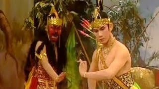 Mocopat Palaran DURMA MATARAMAN - Wayang Orang Bharatayudha - Javanese Classical Dance [HD]
