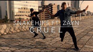 Snakehips ft. Zayn / Cruel Choreo by Gene Maruyama