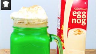 Eggnog Latte - Christmas Recipe