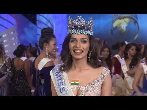 Manushi Chhillar: Being A Miss World Was My Childhood Dream