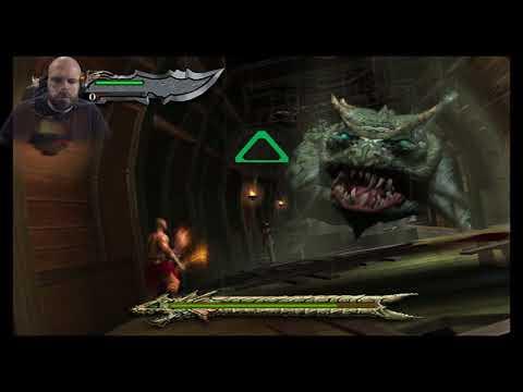 God of War _ Game 97 of 101 Streaming Event PS3 NerdJock Vid 1171