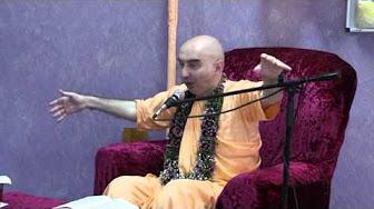 Бхагавад Гита 9.31 - Бхактиведанта Садху Свами