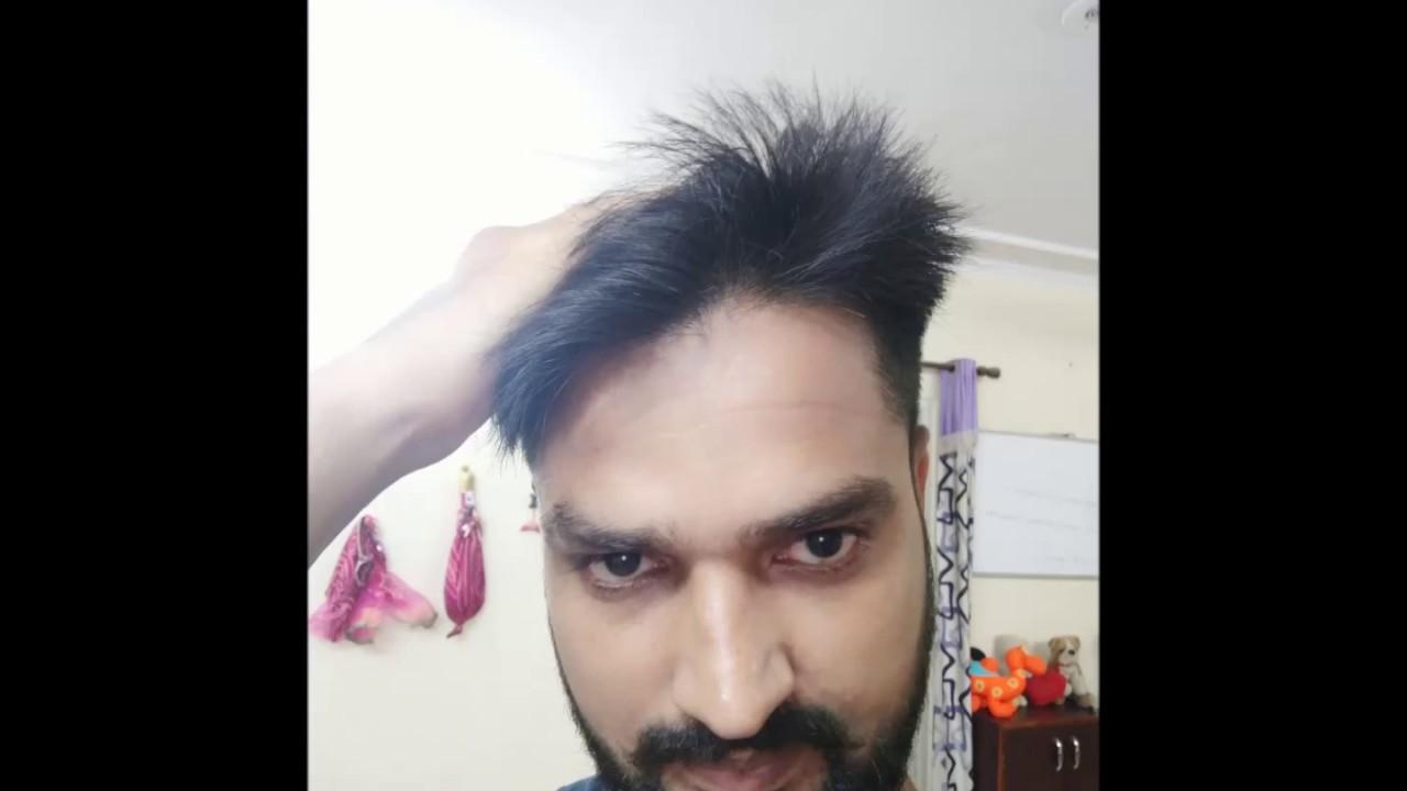 How To Use Indigo Powder Henna Powder For Hair Beard Youtube