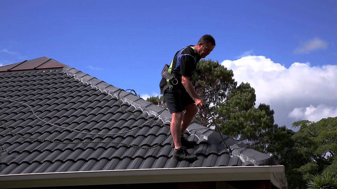Can You Paint Spanish Tile Roof