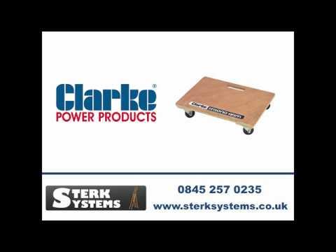 Clarke CDT3 Dolly Truck Platform 6601505