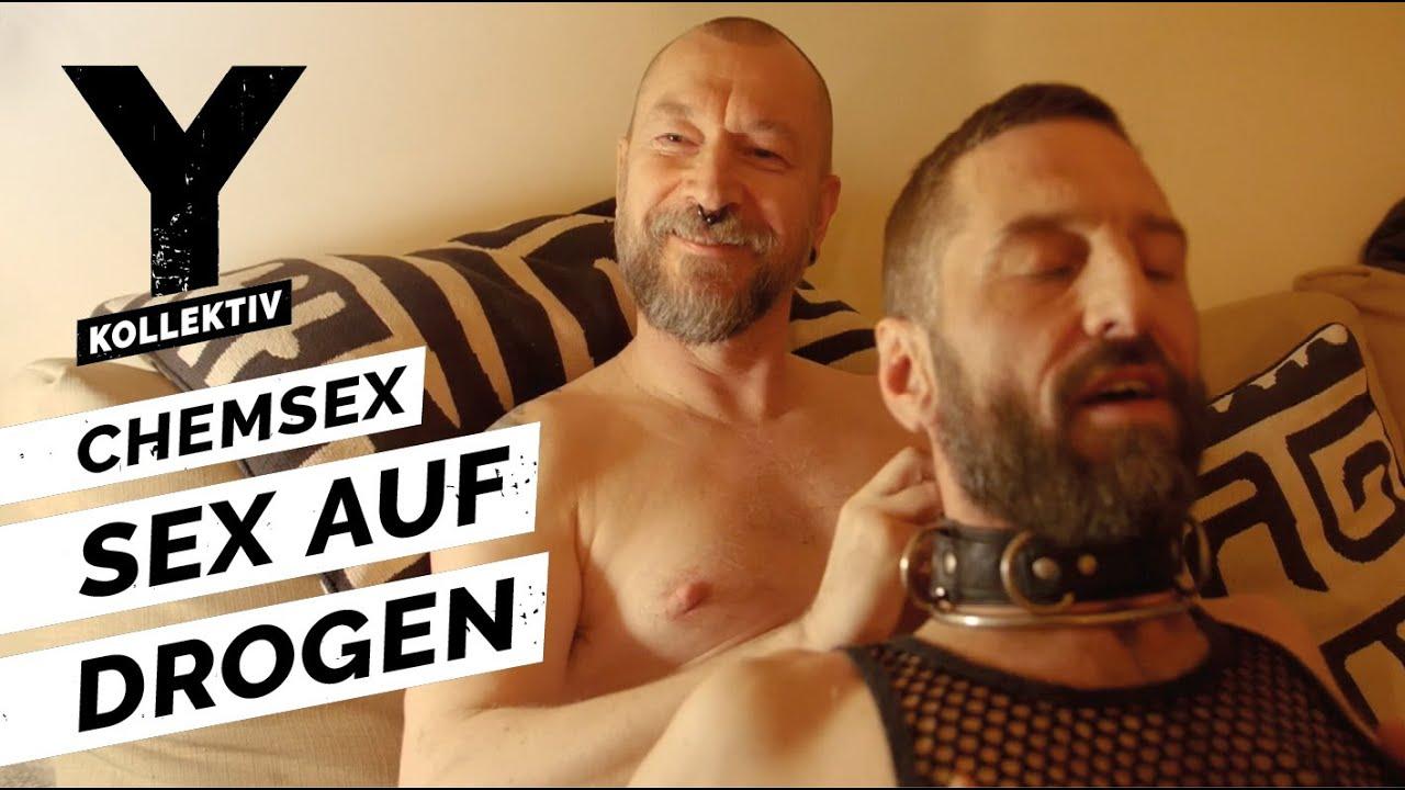 Chemsex – Warum einige Schwule auf Drogen Sex haben  | Y-Kollektiv