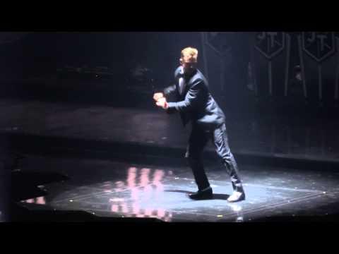 Justin Timberlake - My love & TKO - live Sheffield 30 march 2014 - HD