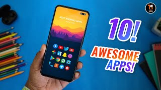 TOP 10 BEST ANDROID APPS | August 2020