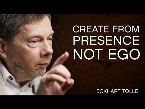 Creating From Presence Instead Of Ego | Conscious Manifestation