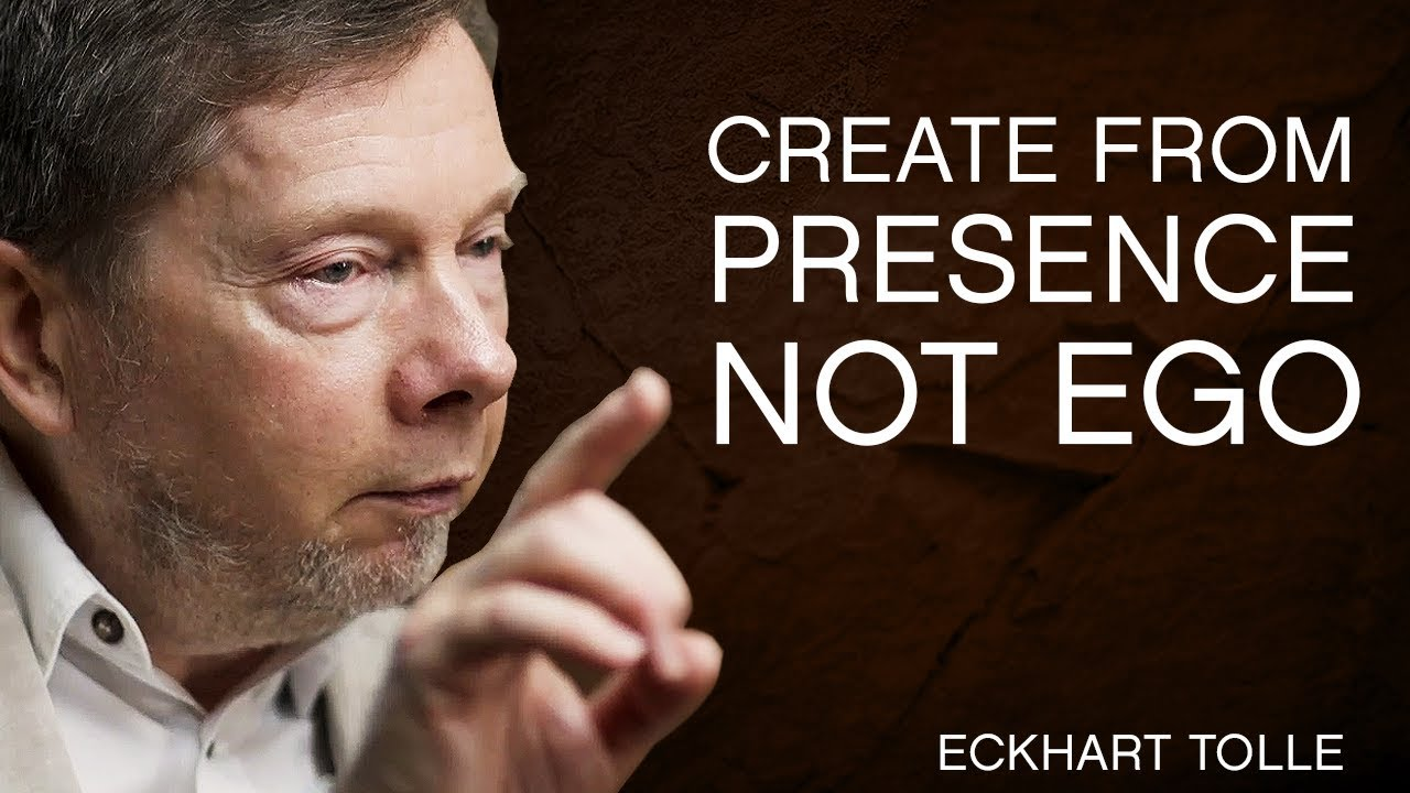 Download Creating From Presence Instead Of Ego   Conscious Manifestation