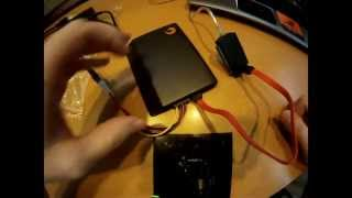 Converting Seagate FreeAgent Go external hard drive to SATA drive