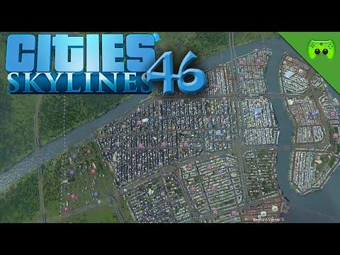 CITIES SKYLINES # 46 - Mehr Platz «» Let's Play Cities Skylines | HD60