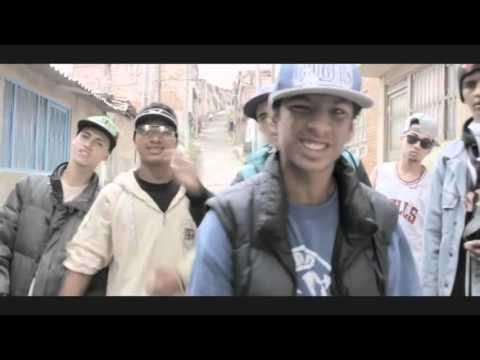 Almas De BarrioFeat Stailmic HABLAN DE MI Videoclip oficial 2013