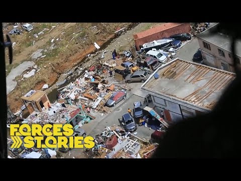 Hurricane Heroes: Saving Lives On The British Virgin Islands | Forces TV