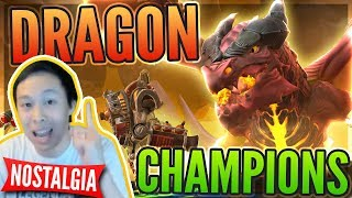 1st Impressions! Dragon Champions! - Nostalgic PVE & PVP - GREAT Graphics! Fantasy RPG!