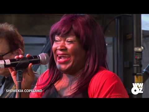 Shemekia Copeland: full set from the 2018 Crescent City Blues & BBQ Festival