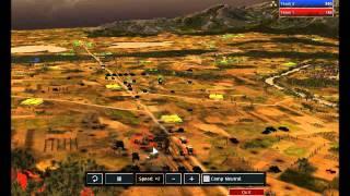 Ruse PC gameplay